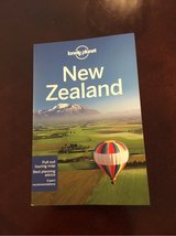 Lonely Planet New Zealand in Okinawa, Japan