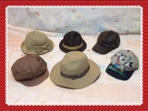 VARIETY HATS AND FASHION STYLES*GREAT PRICE REDUCTION** in Okinawa, Japan