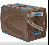 Dog kennel in Aurora, Illinois