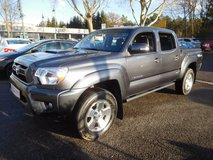 2015 Toyota Tacoma TRD SPORT DOUBLE CAB 4×4 in Spangdahlem, Germany