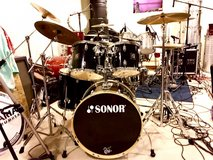 ** $360 SONOR DRUMS w/EXTRAS!! ** in Chicago, Illinois