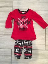 Baby it's cold outside 12-18 months in Naperville, Illinois