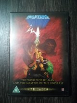 DVD - Masters of the Universe in Byron, Georgia