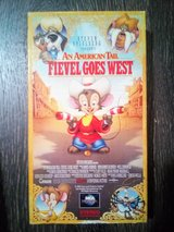 VHS - Fievel Goes West : An American Tail in Byron, Georgia