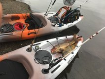 Kayak Avalon 120 Sit-on Angler in Aurora, Illinois