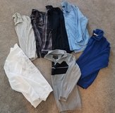 Mens size Large and XL shirt lot brand names in Joliet, Illinois