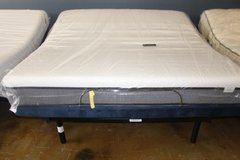 King adjustable frame- Ecosa Mattress (included) in Kingwood, Texas