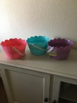 3 Easter baskets in Alamogordo, New Mexico