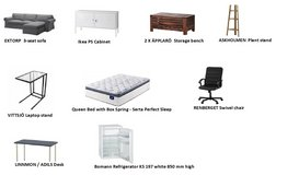 Moving House Sale - Furniture and household items in Stuttgart, GE