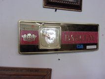 Barclay Clock Wall Hanger in Fort Riley, Kansas