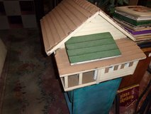 Hand Made Wooden Doll House in Fort Riley, Kansas