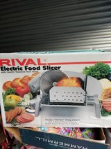 Rival Elec Food Slicer in Warner Robins, Georgia