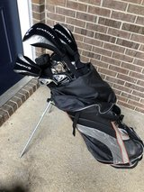 Affinity HT2 golf clubs in Fort Campbell, Kentucky