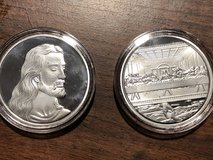 Jesus & Last Supper Coin in Fort Knox, Kentucky