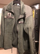 Military fleece jacket  MR in Fort Campbell, Kentucky