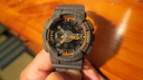 G SHOCK 5146 great dive watch 20 bars in Okinawa, Japan
