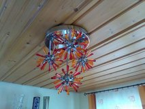 Living room light in Grafenwoehr, GE