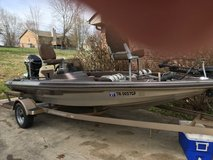 Bass Boat in Clarksville, Tennessee