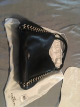 beautiful blk coach purse limited edition never used in Kingwood, Texas