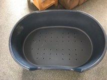 Large Plastic Dog Bed in Lakenheath, UK