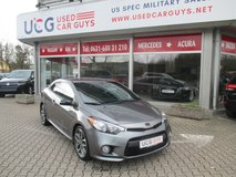 2016 Kia Forte Koup SX AUTOMATIC in Spangdahlem, Germany