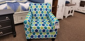 COLORFUL ACCENT CHAIR in Cherry Point, North Carolina