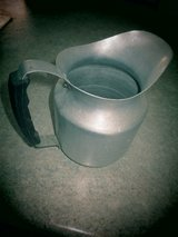 Vintage Metal Water Pitcher in Oswego, Illinois