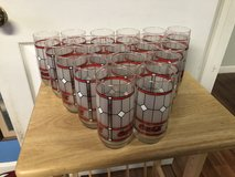 20 Coca Cola Glasses in Fort Knox, Kentucky
