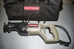 Craftsman Sawsall 120Volt (for PCS'ers) in Wiesbaden, GE