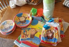 Party supplies- Curious George in 29 Palms, California