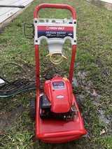 Troy Bilt pressure washer in Spring, Texas