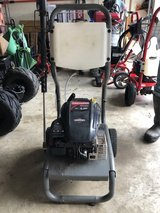 Craftsman pressure washer in Spring, Texas