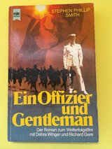 Ein Offizier und Gentleman in Ramstein, Germany