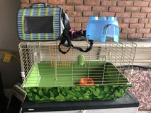 Small animal cage & accessories in Fort Campbell, Kentucky