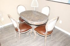 Gorgeous French country style dinette (Dining table) in Kingwood, Texas