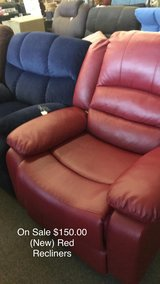 Recliner (New) On Sale in Fort Leonard Wood, Missouri