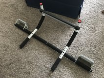 Perfect Fitness Multi-Gym Doorway Pull Up Bar and Portable Gym System, Original in Okinawa, Japan