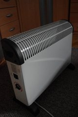 220V Space Heaters (3) in Stuttgart, GE