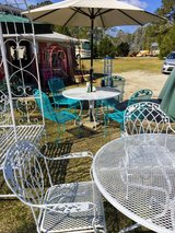 outdoor patio @ Thriftology in Camp Lejeune, North Carolina