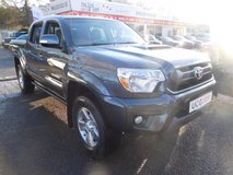 2015 Toyota Tacoma TRD SPORT DOUBLE CAB 4×4 in Ramstein, Germany