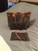 Louis Vuitton  like new mm neverfull in Houston, Texas