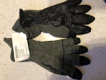 Military gloves in Fort Campbell, Kentucky
