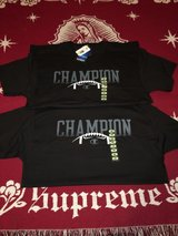 Brand new men's champion shirts size large in 29 Palms, California