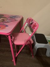 Minnie table and chairs in Fort Campbell, Kentucky