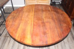 Reclaimed Solid Wood Table in Spring, Texas