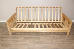 Wooden Futon Frame in Tomball, Texas