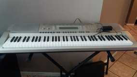 Casio WK-200 Electric Keyboard in Naperville, Illinois
