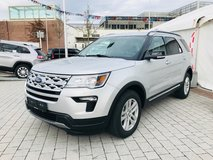 $10,000 OFF! 2018 New Explorer 4WD *With 3rd Row* 7yr Warranty in Spangdahlem, Germany