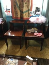 2 end tables in The Woodlands, Texas