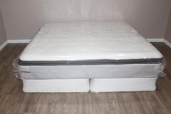 King size mattress- premium model by Sealy in Spring, Texas